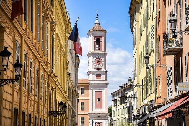 Франция флаг фото