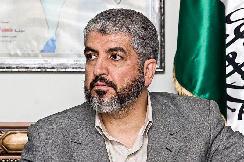халед машаль хамас фото