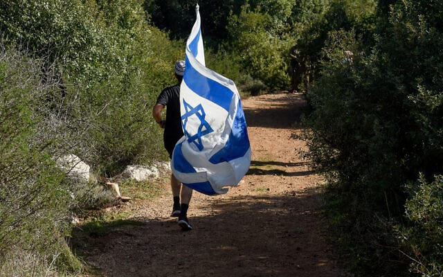Лес Рейхан, Самария, Израиль фото