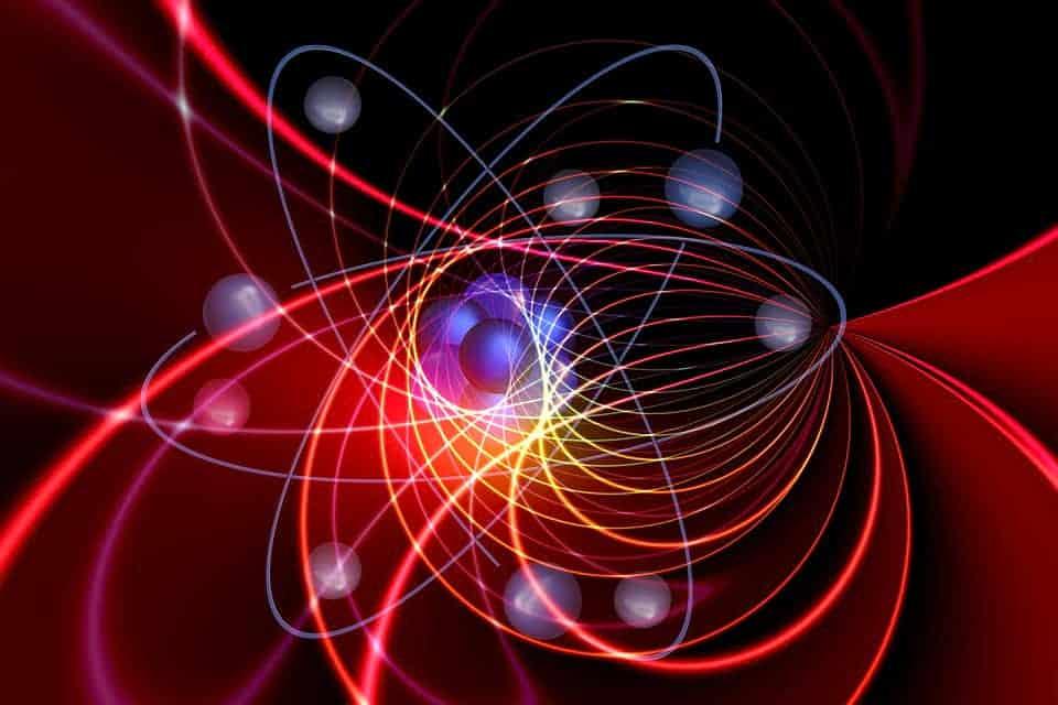 Квантовая физика изображение