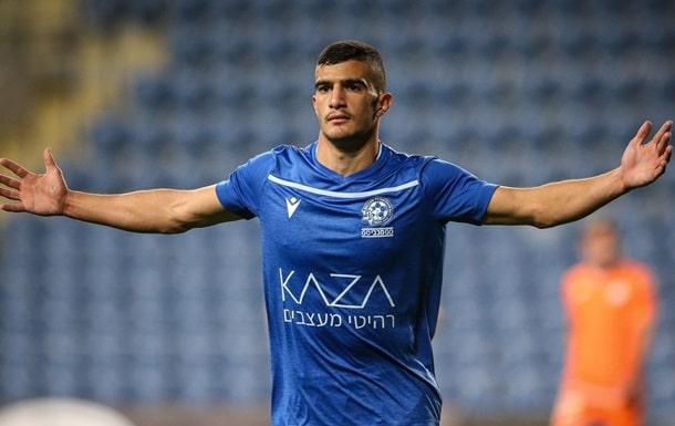 футболист лиэль абада израиль фото