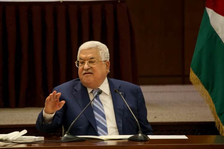 Махмуд Аббас фото