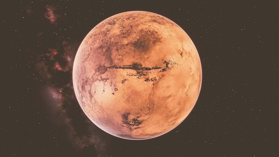 Марс планета изображение