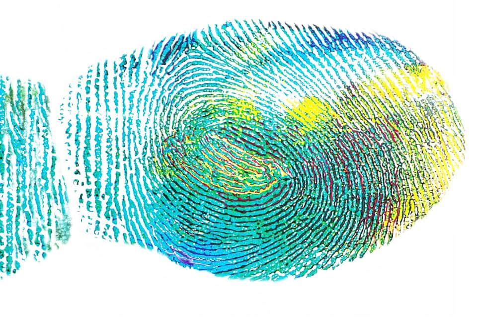 Отпечаток пальца изображение