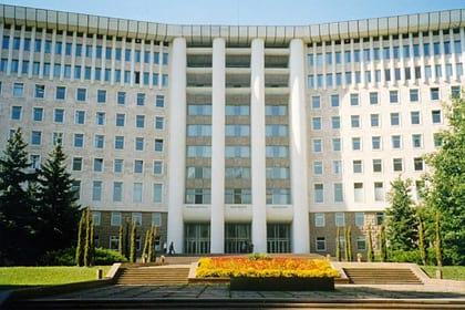 парламент молдовы фото