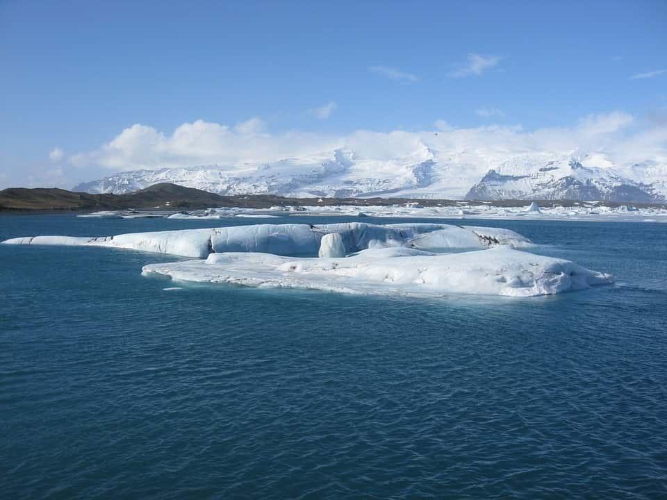 Северный Ледовитый океан фото