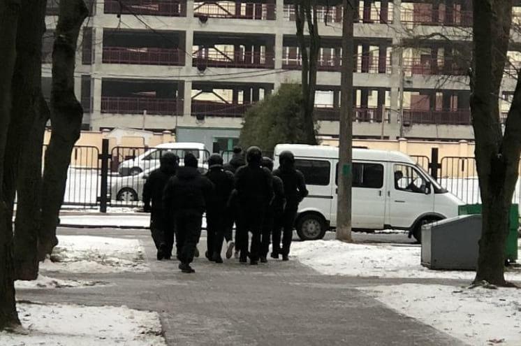 Силовики Беларуси фото