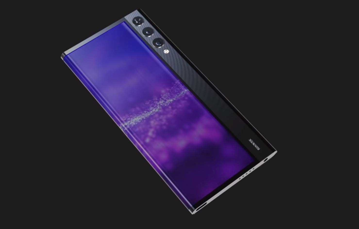 Смартфон Xiaomi картинка