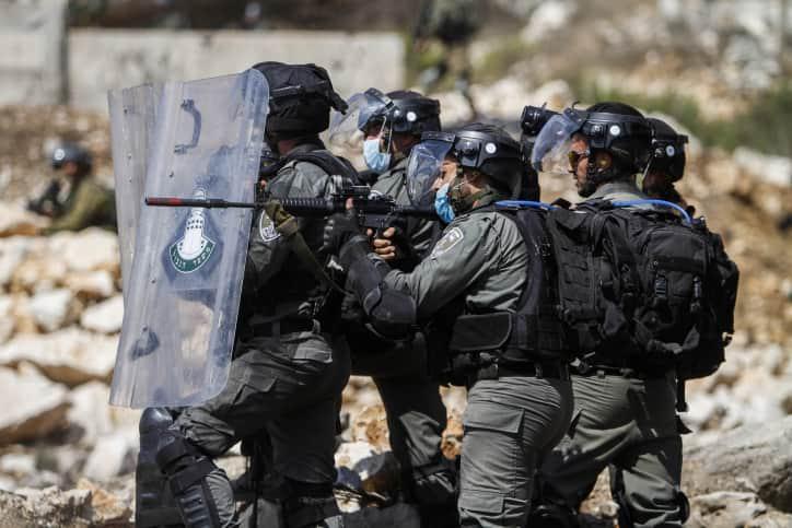 40 солдат ЦАХАЛа на пограничной базе в Газе заболели COVID-19