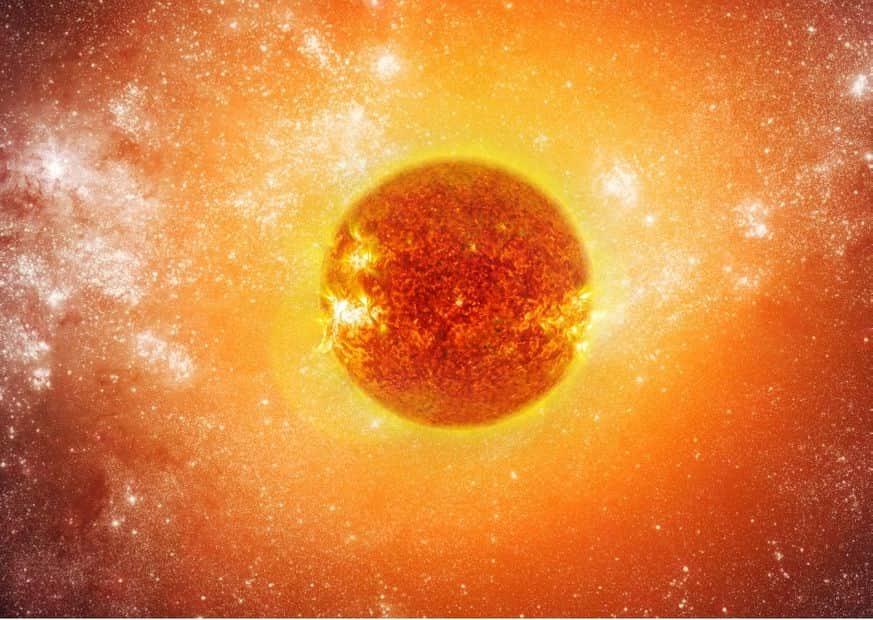 Солнце изображение