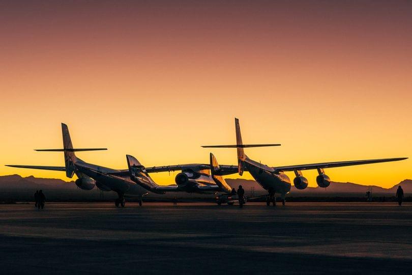 SpaceShipTwo Unity фото