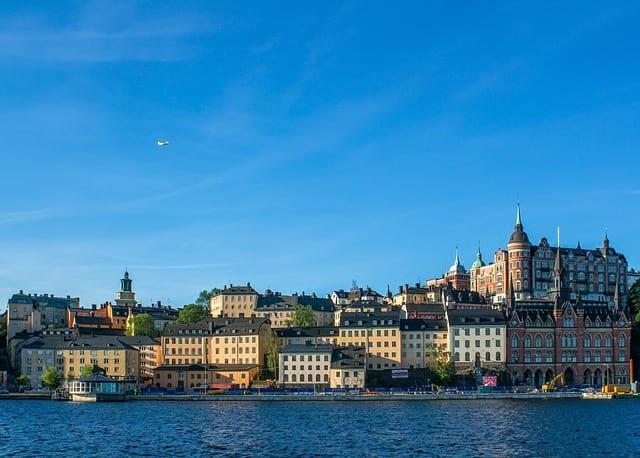 Стокгольм, Швеция фото