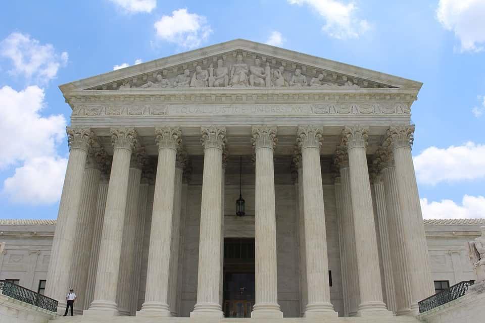 Верховный суд США фото