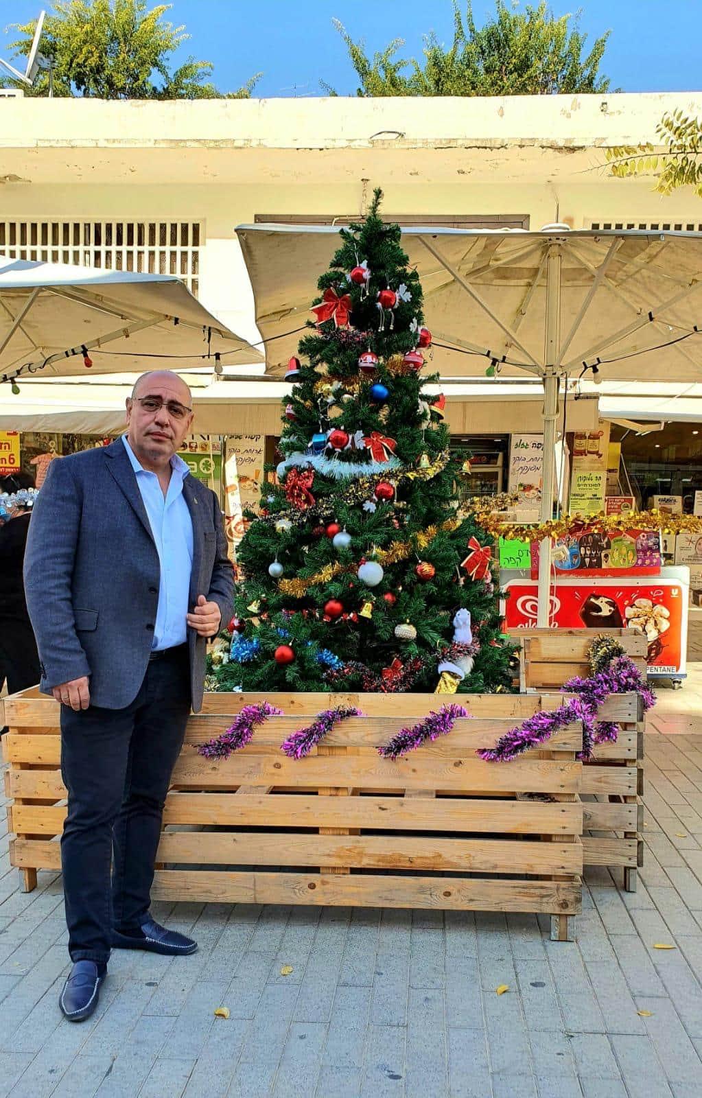Заместитель мэра Ришон ле-Циона Максим Бабицкий фото