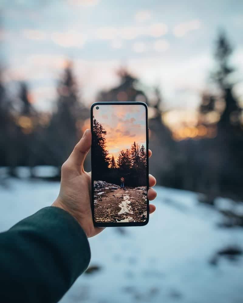 Xiaomi телефон фото