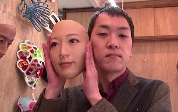 реалистичные маски япония фото