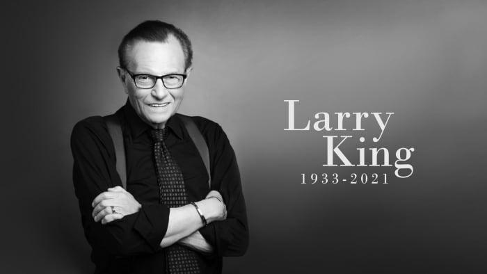 Ларри Кинг фото