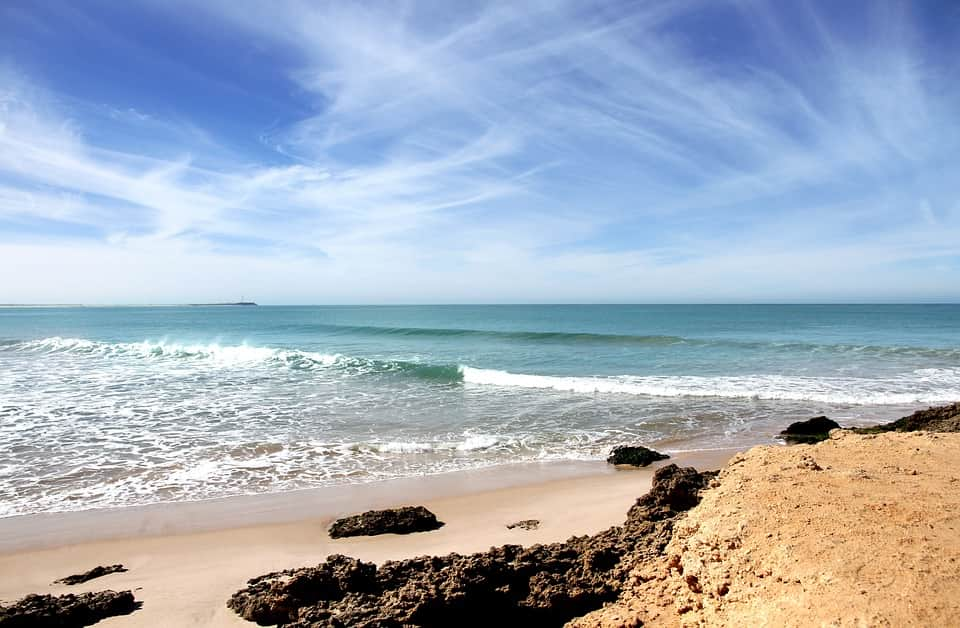 Атлантический океан фото