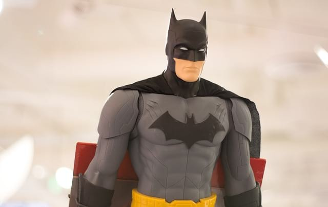 Бэтмен игрушка фото