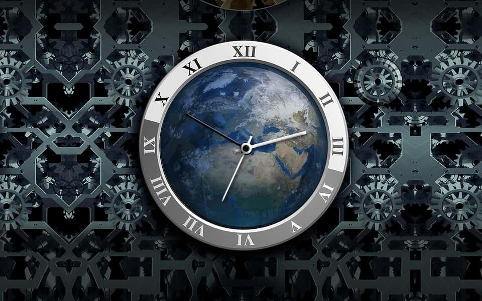Часы время изображение