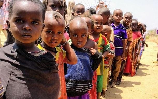 Дети Африка фото