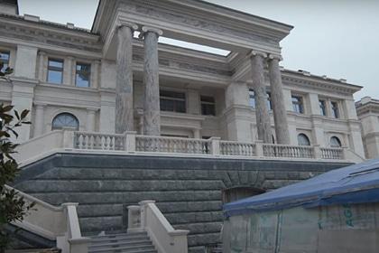 Дворец в Геленджике фото