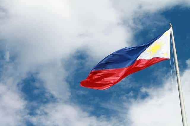 Флаг Филиппин фото