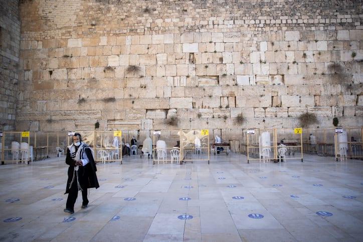 Карантин в Израиле фото