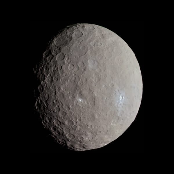 Карликовая планета Церера фото