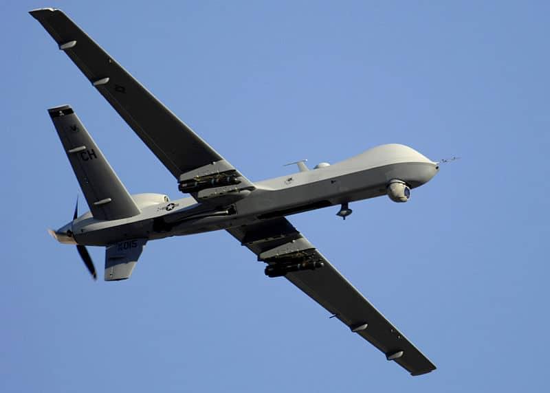 БПЛА MQ-9_Reaper фото