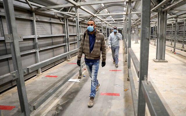 Палестинские рабочие фото