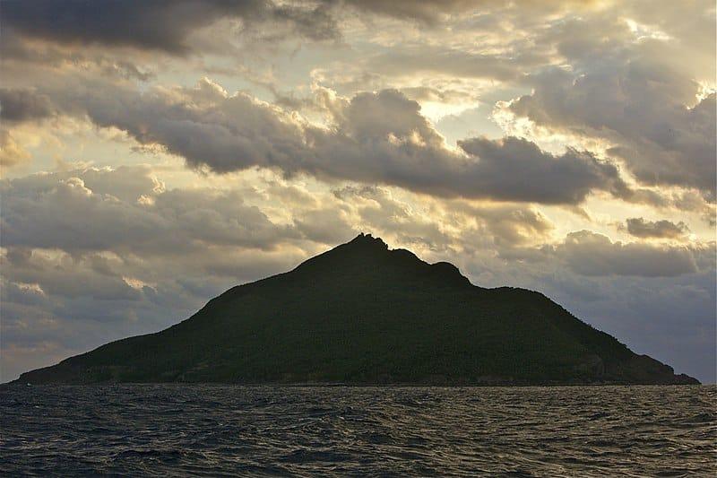 острова Сенкаку фото
