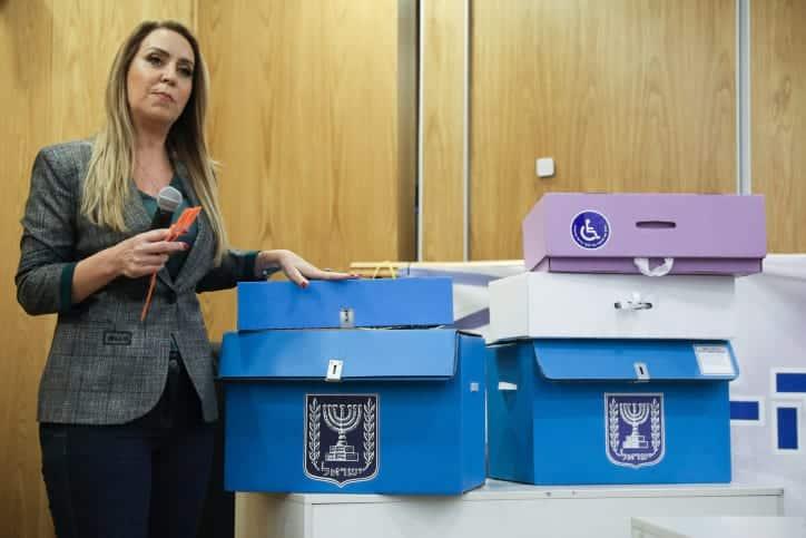 Vybory v Knesset