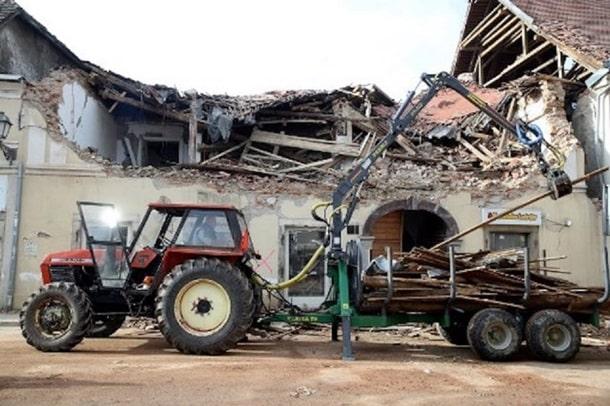 Землетрясение в Аргентине фото