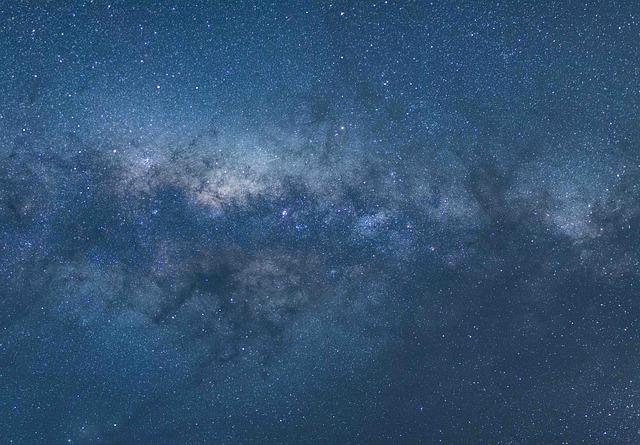 звезды, космос, ночное небо