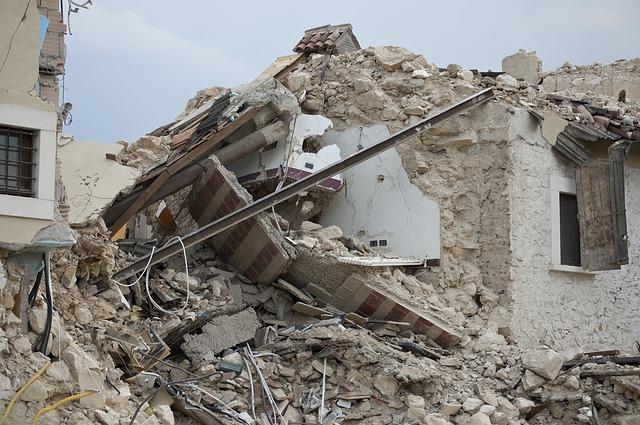 Разруха руины