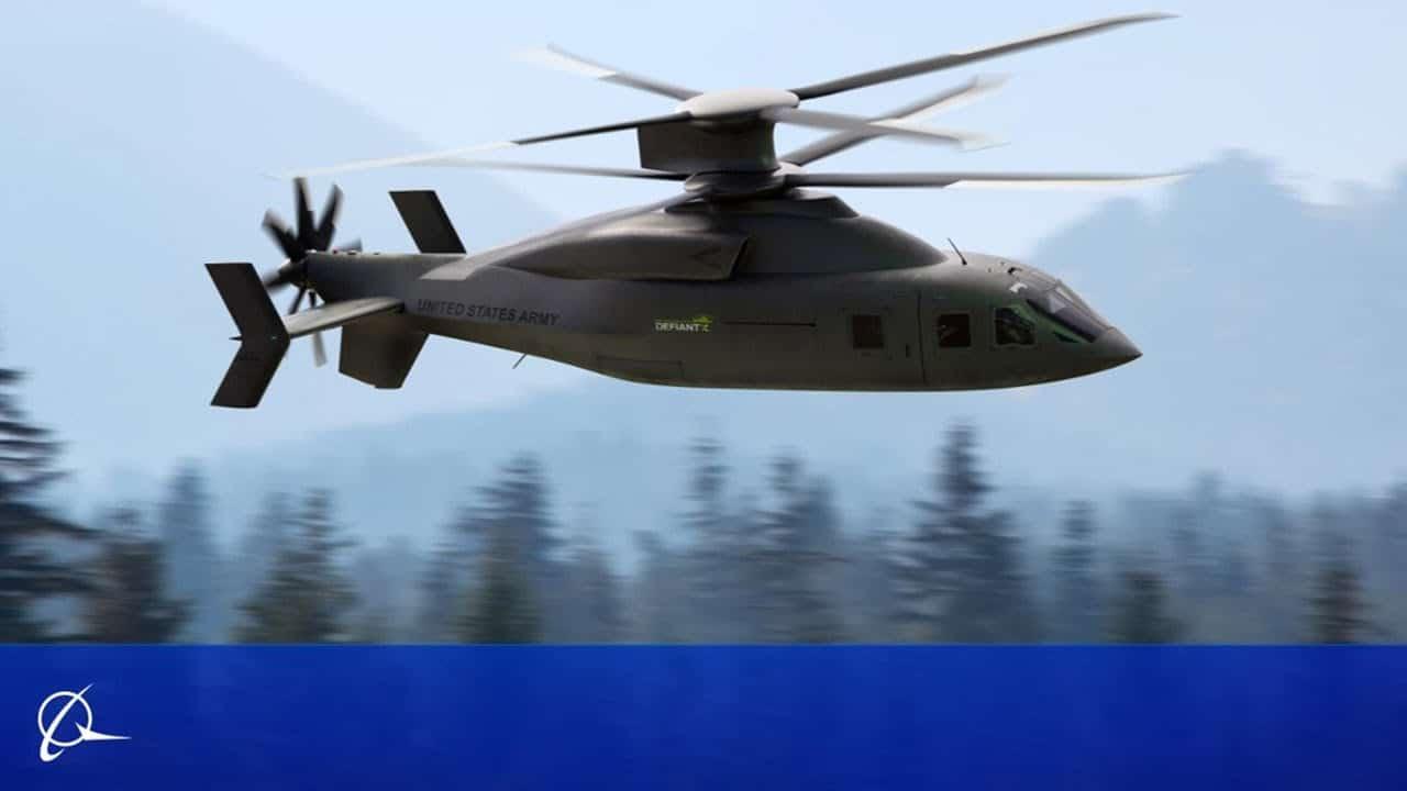 В США разрабатывают новый боевой вертолет (ВИДЕО)