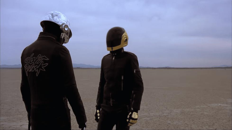 Daft Punk фото