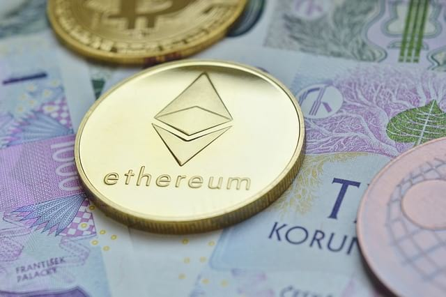 Ethereum криптовалюта фото