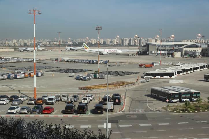 Аэропорт Бен-Гурион фото