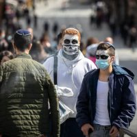 Пурим в Израиле фото