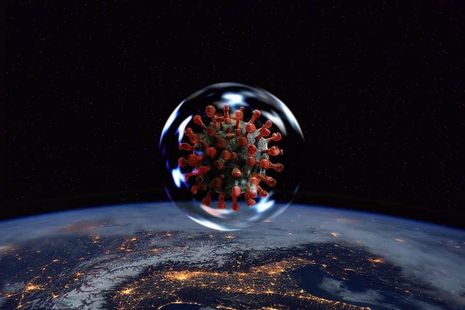 Коронавирус пандемия изображение