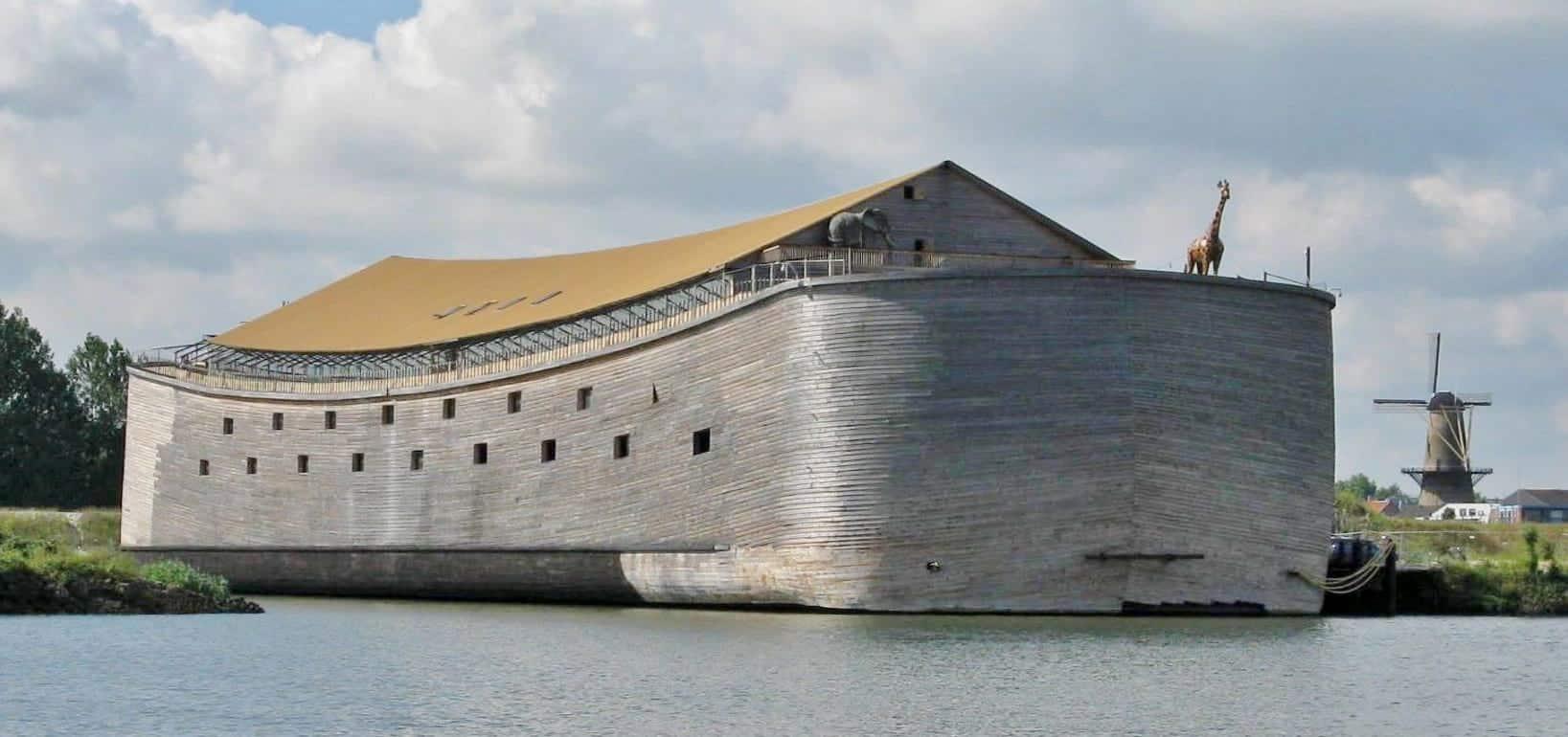 Ноев ковчег Нидерланды фото