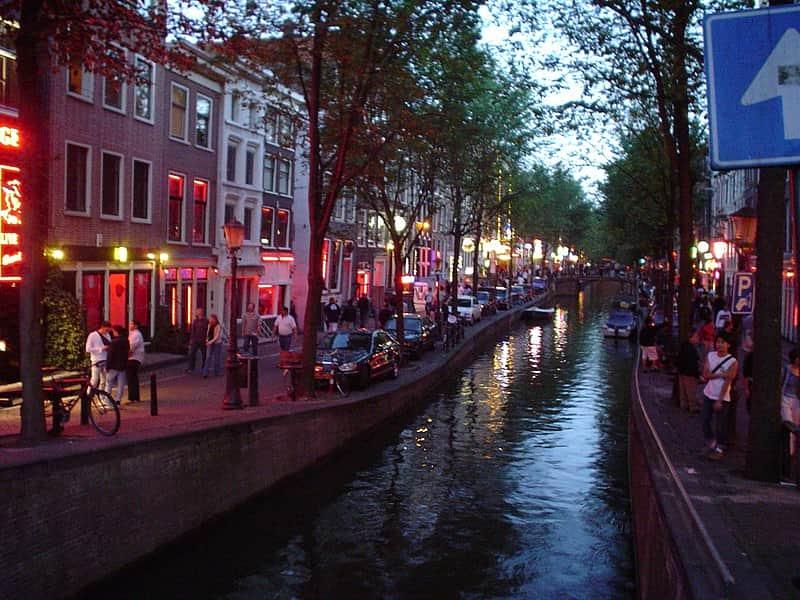 Амстердам Нидерланды фото