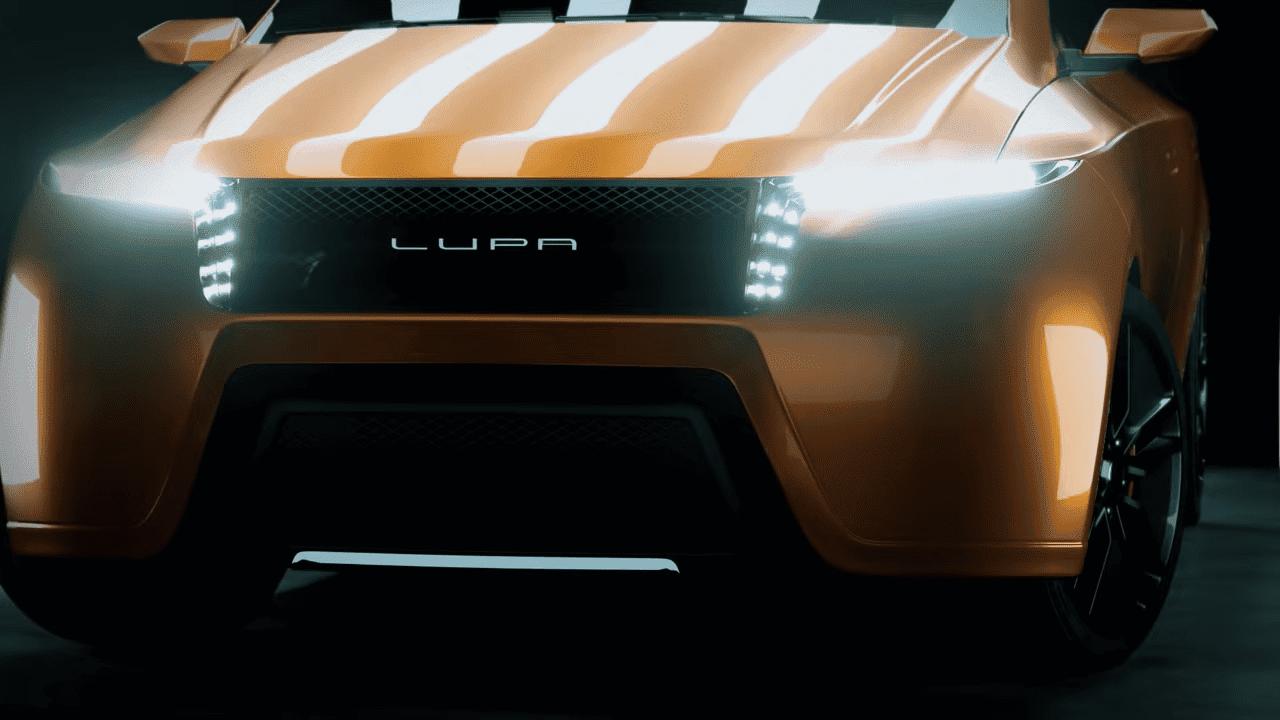 В Испании появился новый автомобильный бренд — Lupa (ВИДЕО)