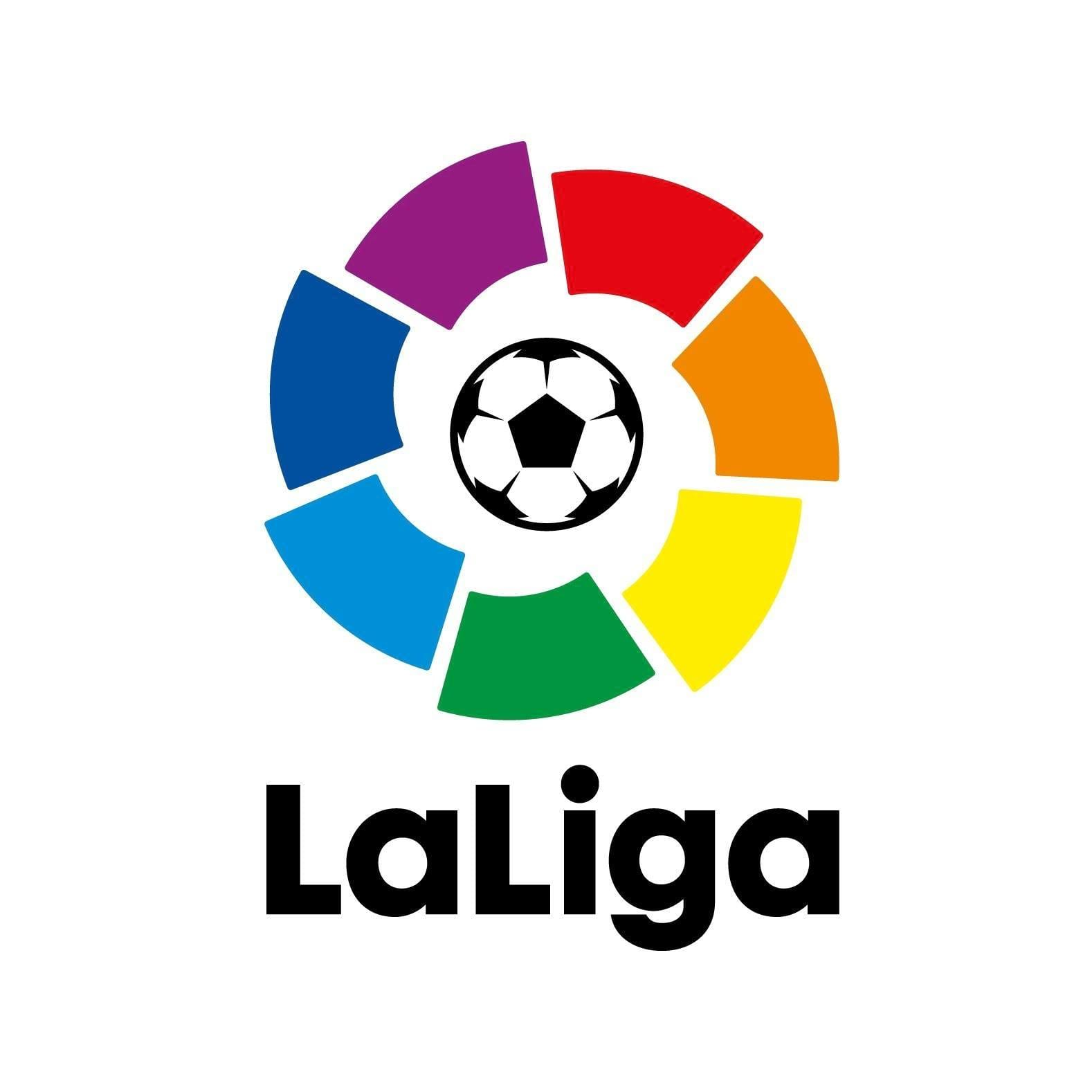 LaLiga логотип картинка