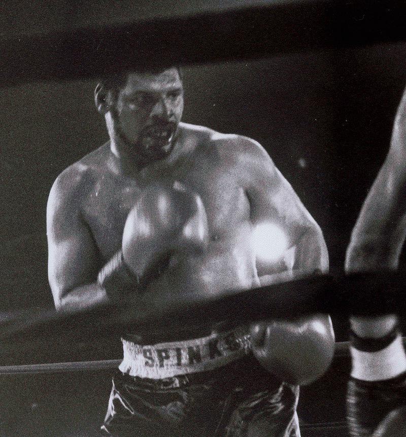 Леон Спинкс боксер бокс фото