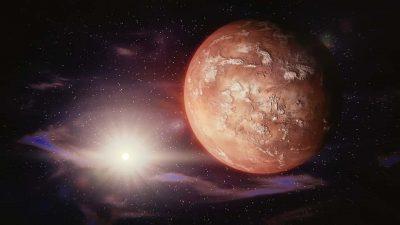 Ученые рассказали, бывают ли молнии на Марсе