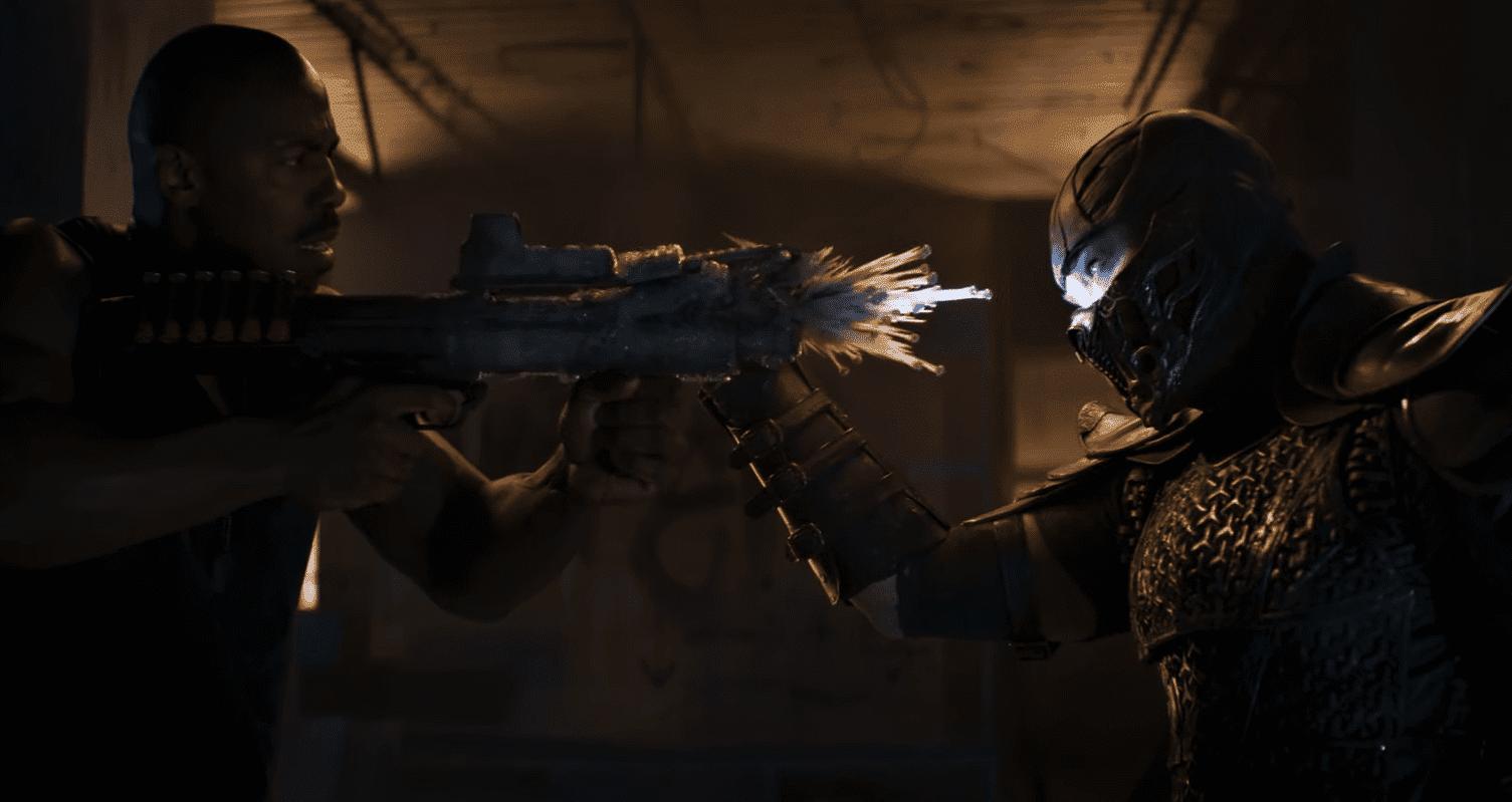 Mortal Kombat (2021) фото фильм