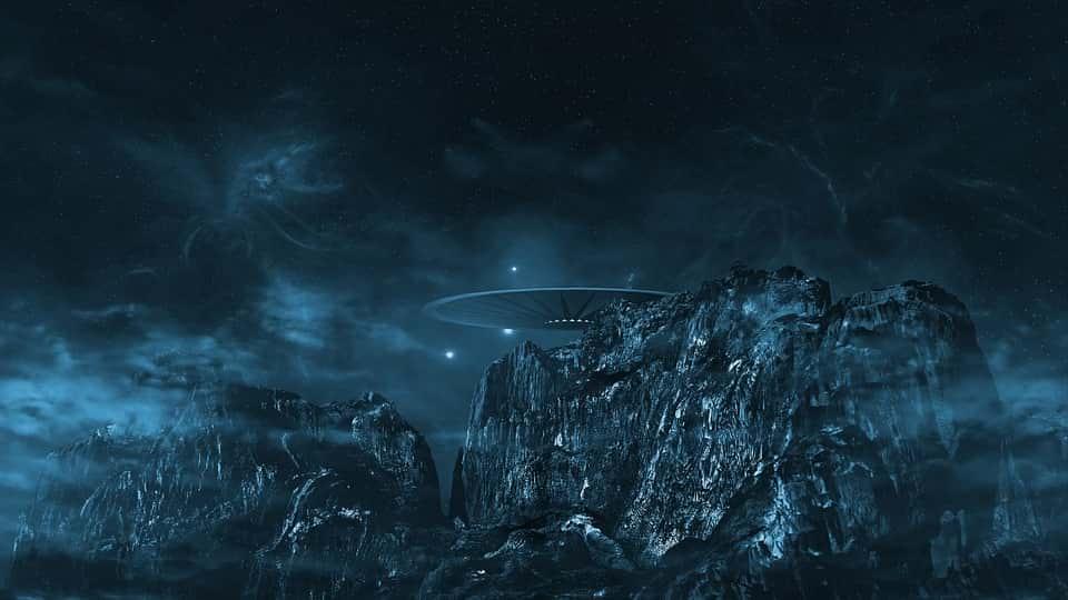 НЛО инопланетяне изображение